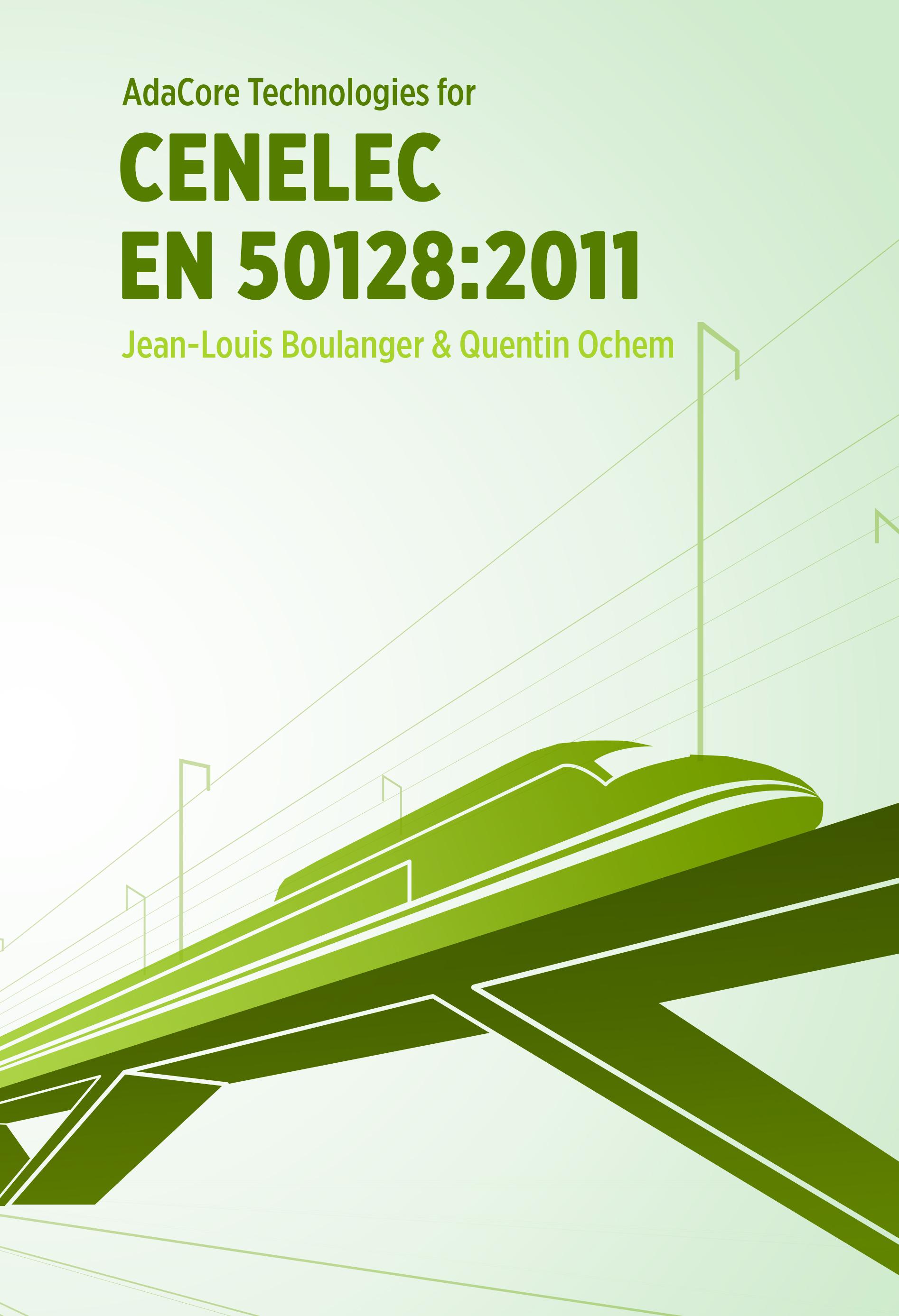 Cenelec En50128 Cover
