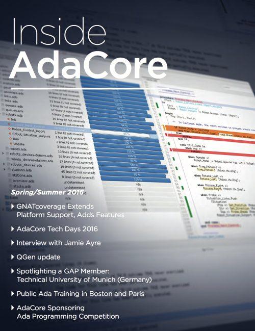 Inside AdaCore - Adacore