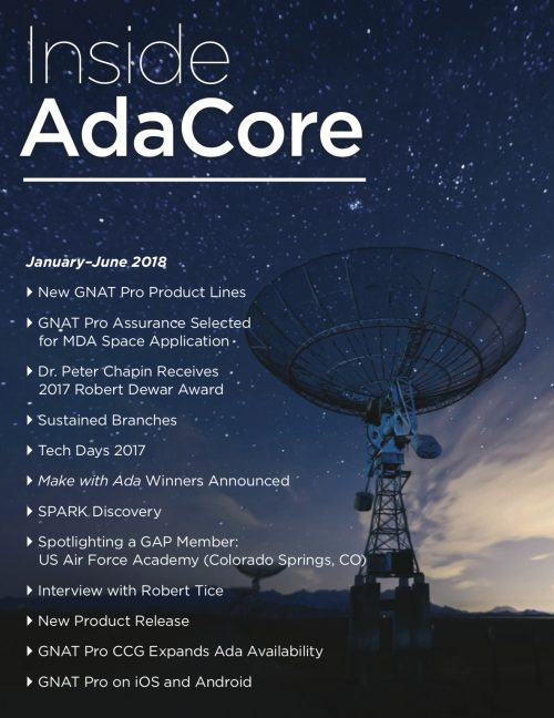 Inside Ada Core Jan June 2018