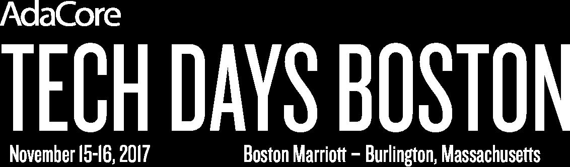 Tech Days Logo