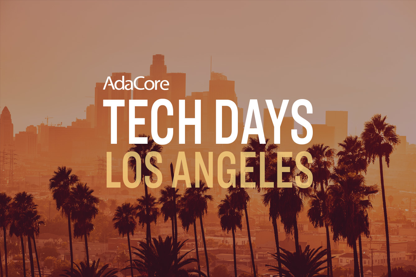 AdaCore Tech Days Los Angeles