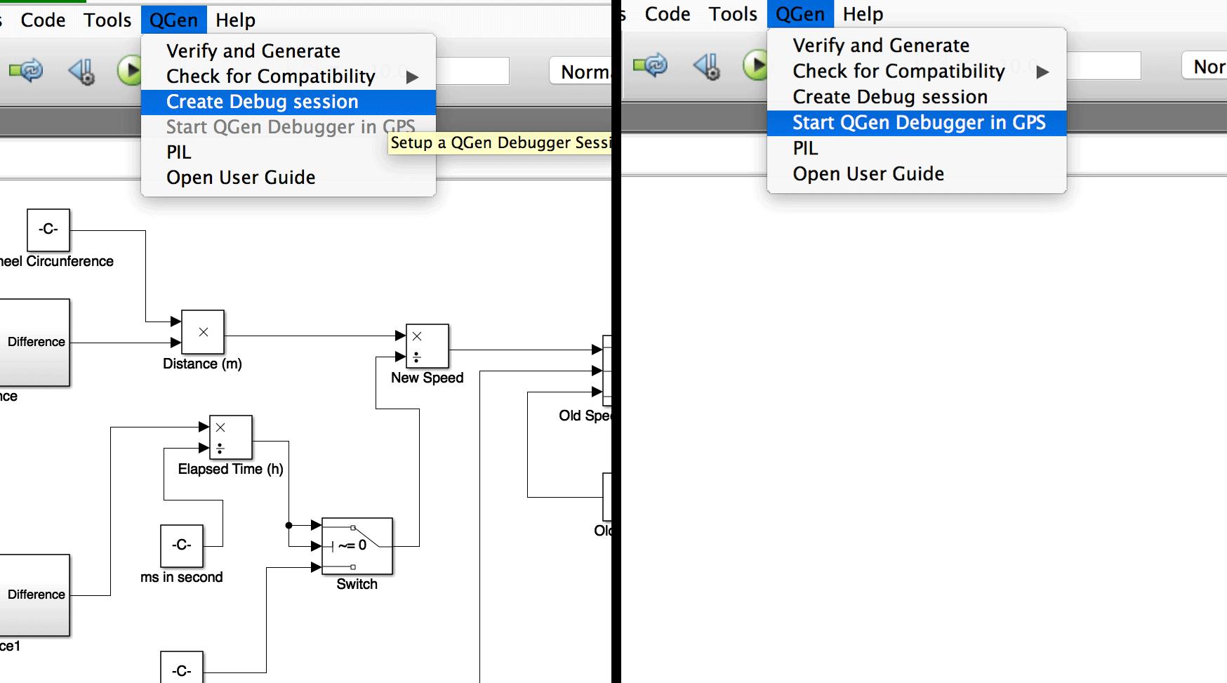 Debugger Matlab