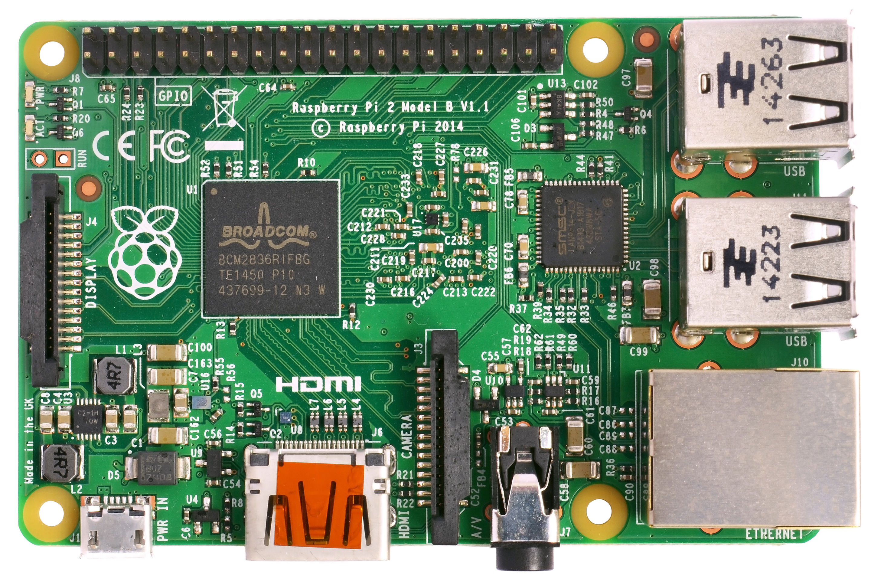 Adacore Introduces Gnat Gpl 2015 For The Raspberry Pi 2 Wiringpi Open Source Introducesgnat